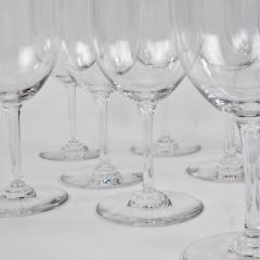 Twelve Baccarat Perfection Red Wine Glasses - 1159278