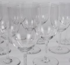 Twelve Baccarat Perfection Red Wine Glasses - 1159283