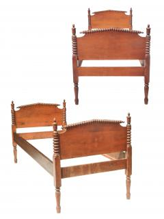 Twin Spindle Beds - 1229282