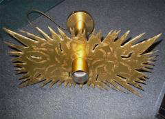 Two 1970s Ceiling Lights - 909328