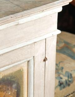Two Hand Painted 19th Century Tuscan Cabinets - 1417769