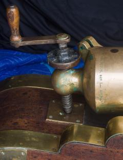 U S Navy Bronze 12lb Light Dahlgren Boat Howitzer - 628562