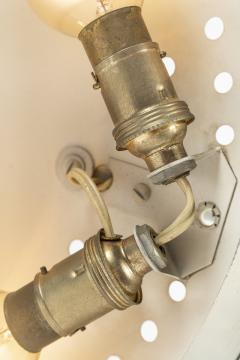 UFO Aluminor table lamp Nice 60s France - 1837860