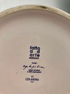 Ugo La Pietra Clarone Vase - 1362972