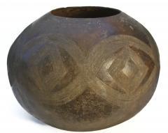Ukhamba Beer Drinking Pot Zulu People Southern Africa  - 2027608