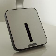 Ultra Modern TechniArt Desk Table Lamp in Aluminum - 1236280