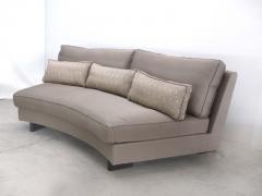 Umberto Asnago Semi circular Sectional Sofa by Umberto Asnago for Mobilidea Italy - 1142640