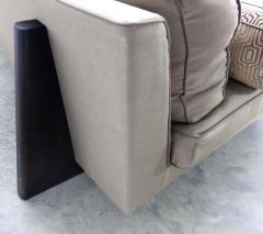 Umberto Asnago Semi circular Sectional Sofa by Umberto Asnago for Mobilidea Italy - 1142641