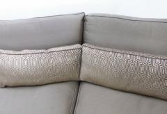 Umberto Asnago Semi circular Sectional Sofa by Umberto Asnago for Mobilidea Italy - 1142644