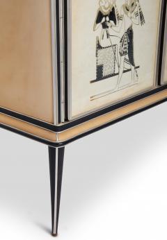 Umberto Mascagni Bar Cabinet - 1058315