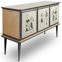 Umberto Mascagni Bar Cabinet - 1058317