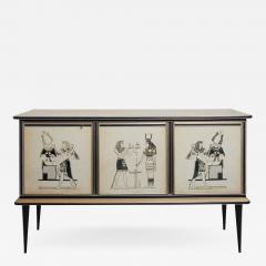 Umberto Mascagni Bar Cabinet - 1064326