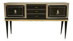 Umberto Mascagni Italian 1950s Chinoiserie Decorated Sideboard - 465497
