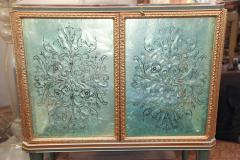 Umberto Mascagni Umberto Mascagni Lighted Marbelized Cabinet - 916478