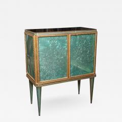 Umberto Mascagni Umberto Mascagni Lighted Marbelized Cabinet - 916918