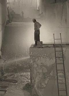 Underground Quarry Vintage Photo Joel Levick American Photographer - 1776754