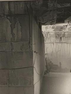 Underground Quarry Vintage Photo Joel Levick American Photographer - 1776756