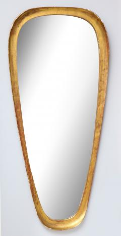Unique Giltwood Mid Century Mirror by LaBarge - 1542082