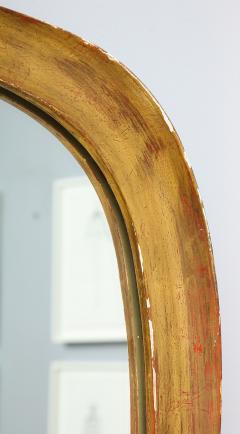 Unique Giltwood Mid Century Mirror by LaBarge - 1542084