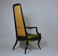 Unique Sculpted Tall Back Chair - 368801