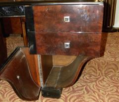 Unique Symmetrical Art Deco Desk Vanity French - 115868
