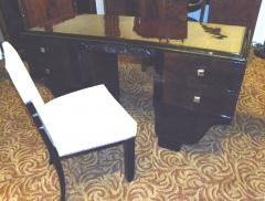 Unique Symmetrical Art Deco Desk Vanity French - 115869