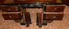 Unique Symmetrical Art Deco Desk Vanity French - 115871