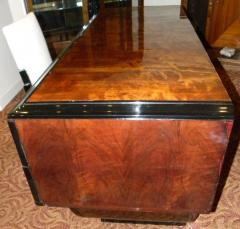 Unique Symmetrical Art Deco Desk Vanity French - 115873