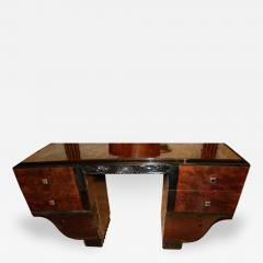 Unique Symmetrical Art Deco Desk Vanity French - 115919