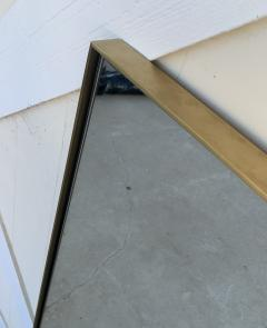 Unique and Stylish Solid Brass Wall Mirror - 1833366