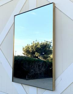 Unique and Stylish Solid Brass Wall Mirror - 1833369