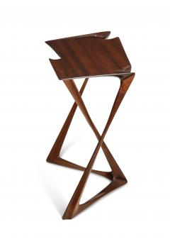 Uniquely designed side table Designed by Newman Krasnogorov for Olicore Studio - 1186754