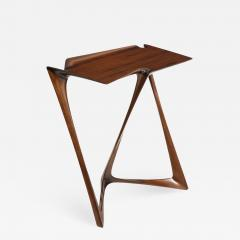 Uniquely designed side table Designed by Newman Krasnogorov for Olicore Studio - 1187120