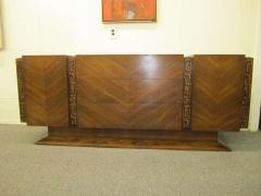 United Furniture Company Paul Evans style Walnut Sculptural Credenza Mid century Modern - 1775310