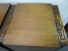 United Furniture Company Paul Evans style Walnut Sculptural Credenza Mid century Modern - 1775312