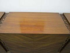 United Furniture Company Paul Evans style Walnut Sculptural Credenza Mid century Modern - 1775313