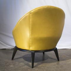 Unknown Artist Two mid century Lounge Chairs - 60008