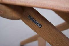 Uno Osten Kristiansson Folding Stool by Des Uno and sten Kristiansson for Luxus Vittsj  - 526087