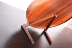 Uno Osten Kristiansson Swedish Rosewood Table Mirror by Uno and O sten Kristiansson for Luxus - 383252