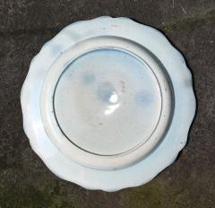 Unusual Whieldon type Pearlware Plate - 1728011