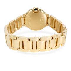 Unworn Cartier Ballon Bleu WE9001Z3 Women s Watch in 18kt Yellow Gold - 1365173
