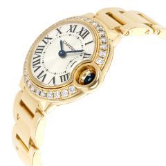 Unworn Cartier Ballon Bleu WE9001Z3 Women s Watch in 18kt Yellow Gold - 1365174