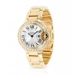 Unworn Cartier Ballon Bleu WE9001Z3 Women s Watch in 18kt Yellow Gold - 1365896