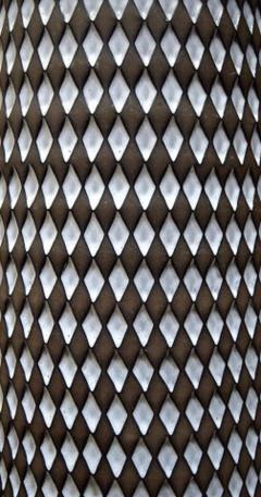 Upsala Ekeby Ingrid Atterberg for Upsala Ekeby a pair of huge Pepita ceramic floor vases - 1221871