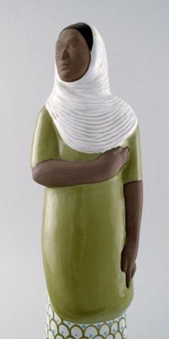 Upsala Ekeby MARI SIMMULSON figure ceramics Upsala Ekeby  - 1221723