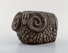 Upsala Ekeby Ram in glazed stoneware - 1348845