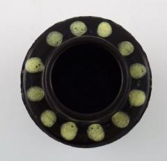 Upsala Ekeby Ringo ceramic vase - 1355736