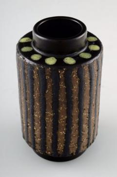 Upsala Ekeby Ringo ceramic vase - 1355737