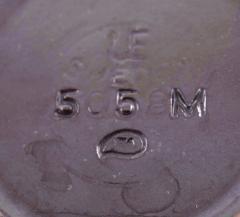 Upsala Ekeby Ringo ceramic vase - 1355740