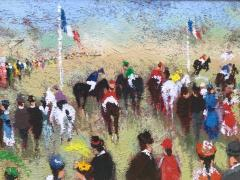 Urbain Huchet The Horse Race  - 1474799